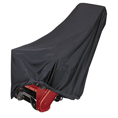 Two Stage Snowblower (Innovative Gear Two-Stage Snow Blower, Snow Thrower All-Season Cover. Slip on protection. Draw string bottom. Storage bags built-in. Heavy duty polyester, coated, non-stretch, tear resistant fabric)