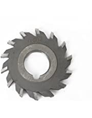 Standard Gear Mill Cutting Straight Tooth Side & Face Milling Cutter Sharp 63mm x 5mm