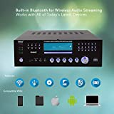 4-Channel Home Theater Bluetooth Preamplifier