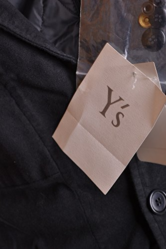 Yohji Yamamoto Blazer Uomo MCBI317018O Poliammide Nero