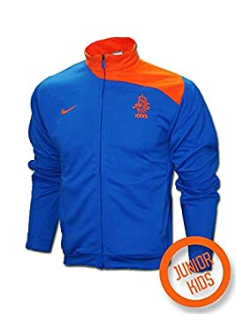 Nike - Holland Tracksuit Blue/Navy Childs Hombre Color: Azul Royal ...