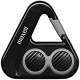 Carabiner-style Mini Speaker System for IPOD/MP3 Players