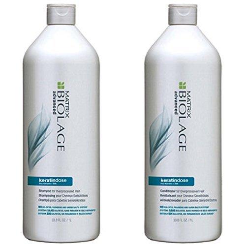 Matrix Biolage Advanced Keratindose Shampoo +Conditioner ...