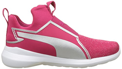 Puma Mid Collo A Potion – Sneaker Rebel Gleam Unisex Alto Ps Rosa silver Bambini love 1rYn1Zp