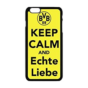 Cool Painting BVB Borussia Dortmund echte liebe Cell Phone Case for Iphone 6 Plus