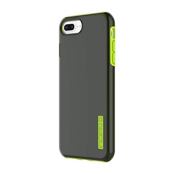 low cost 7afa0 723c1 Incipio DualPro for iPhone 8 Plus, iPhone 7 Plus, iPhone 6s Plus, & iPhone  6 Plus - Smoke / Volt