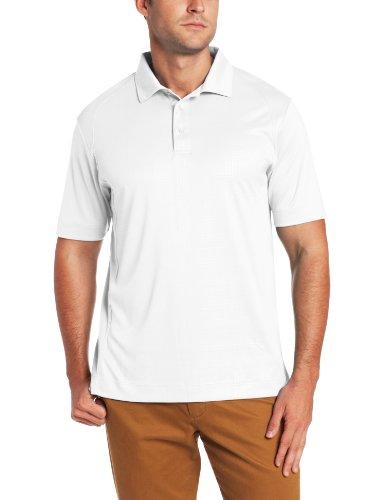 Men's Cb Drytec Sullivan Embossed Polo Shirt