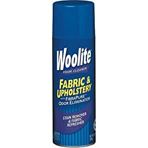 BISSELL Woolite Foam Fabric and Upholstery Cleaner, 14 oz