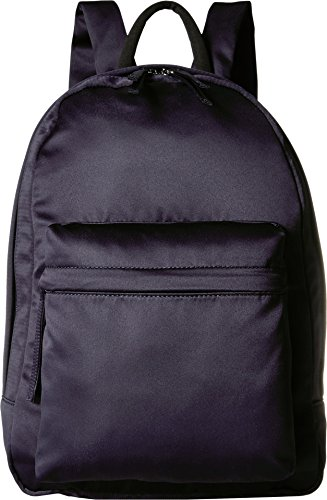 Elizabeth and James Women's Satin Backpack, Navy, Blue, One Size ()