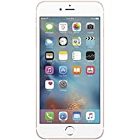 Apple iPhone 6s 64GB Unlocked GSM 4G LTE Dual-Core Phone w/ 12 MP Camera - Rose Gold (Renewed)