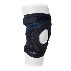 Donjoy Hinged Patella Knee Brace - Wrap Around Arthritis Knee Support 33