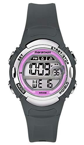 Timex Marathon Digital Dial Silicone Strap Ladies Watch TW5M14200
