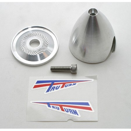 (2 Blade Aluminum Spinner,1-3/4