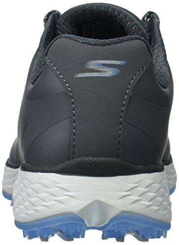 Twinkle Toes by Skechers Skechers Golf Womens Go Pro Golf Shoe Gray/Blue tyw8bIUch