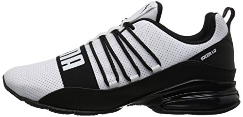 Pictures of PUMA Men's Cell Regulate SL Sneaker Black/Shadow 9.5 M US 5