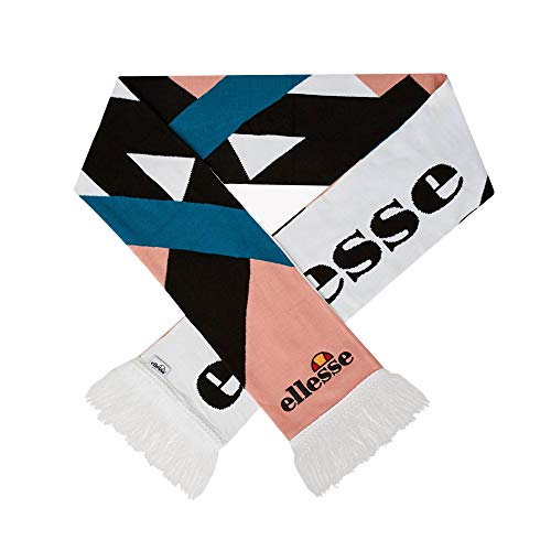 Ellesse Women Scarf Rosetta, Color:white, Size:one size