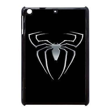 black spiderman logo 9t43q ipad mini 1 mini 2 mini 3 tpu case 7k79k