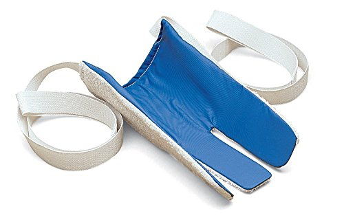 Flexible Sock and Stocking Aid. Put on Your Sock Without Bending