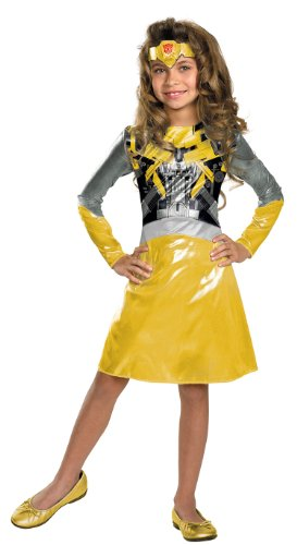 Disguise Bumblebee Girl Classic Costume
