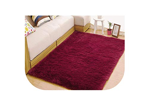 Heart to hear Carpet-Living Room Black Carpet European Fluffy Mat Rug Bedroom Mat Antiskid Soft Area Rug Rectangle Mats,8,100x200cm (Sale For Furniture Jacksonville Fl)