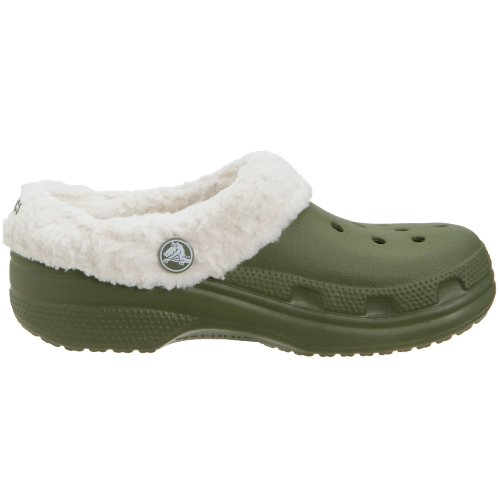 Crocs Mammoth Shoes Army Green Kids Size C6 / C7 by Crocs (Image #6)