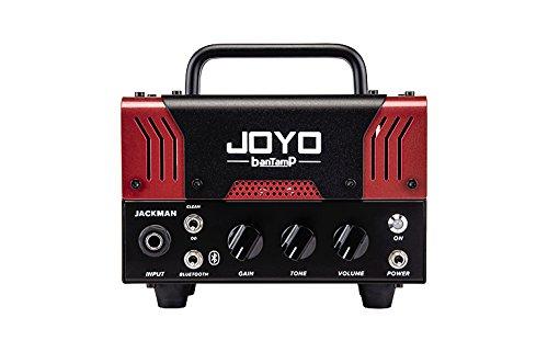 JOYO JACKMAN 20 Watt Mini Tube Head New banTamp Series by JOYO
