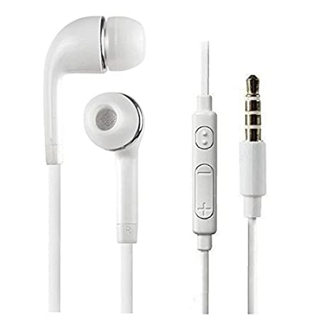 QUICK SHOPSamsung Galaxy S7 3.5mm EHS64 Stereo Headset with Remote and Mic EHS64AVFWE    White Original OEM EHS64AVFWE   Wired Headsets Headsets
