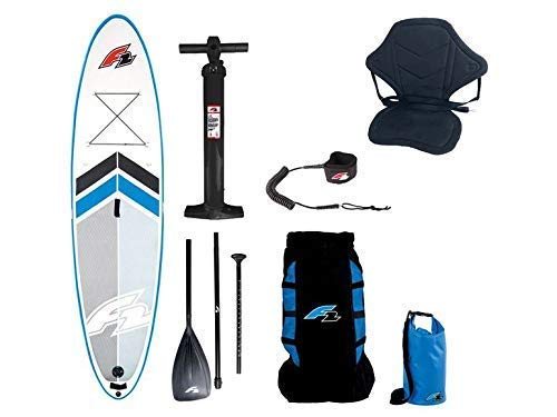 Formula One F2 STAR INFLATABLE STAND UP PADDLE BOARD iSUP SUP