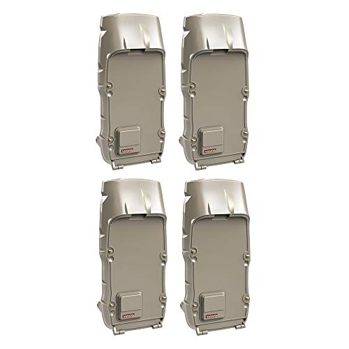 Cuddeback 3495 D-Battery Packs (4) for CuddeLink J-1415 & J-1422 Trail Cameras: Doubles Their Battery Life