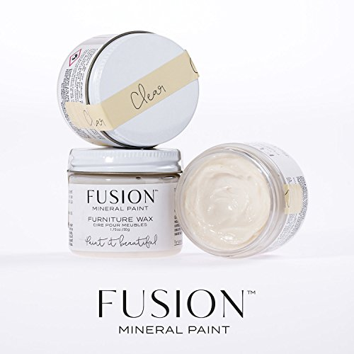 Furniture Wax 50g (Clear) by Fusion Mineral Paint