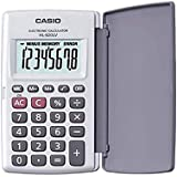 Calculadora de Bolso, Casio, HL-820LV-WE, Branco