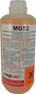 CHAMPU PROFESIONAL DE ALTO BRILLO Y SECADO RAPIDO 1LITRO MAGICAR MG52