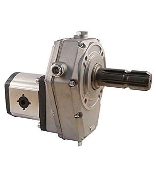 Zapfwellengetriebe Stummel Zahnradpumpe Bg 2 Schluckvolumen