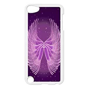 Ipod Touch 5 The wings of an angel Phone Back Case Art Print Design Hard Shell Protection TY040283