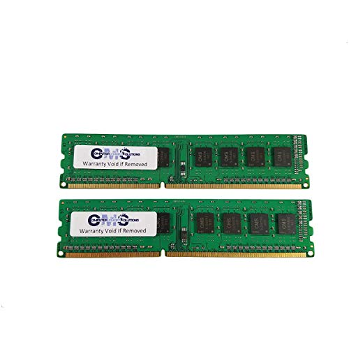 8Gb 2X4Gb Ram Compatible with Hp Workstation Z200 Z210 Z400 Z600 Z800 Ddr3 Ecc Non Reg For Servers Only By CMS B80 ()