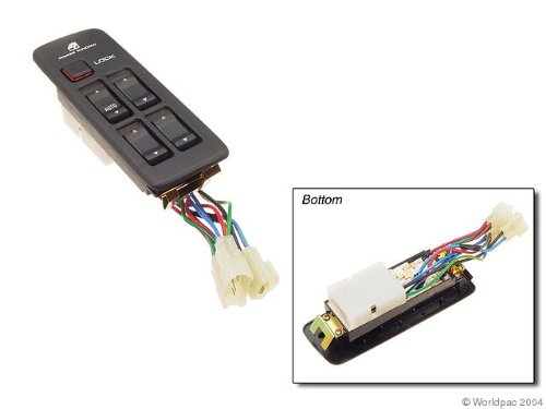 (OES Genuine Window Switch for select Honda Passport/Isuzu Rodeo models)
