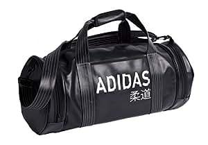 adidas - Bolsa de deporte (70 x 23 cm), color negro