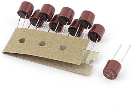 5TR Miniatur Micro tr/äge Sicherung DealMux 10 St/ück T4A 4A 250V TR5