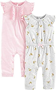 Simple Joys by Carter's Baby Girls' 2-Pack J