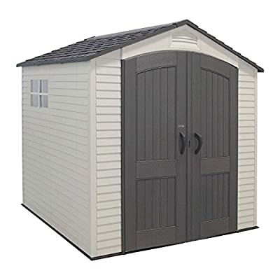 Lifetime Products 7'X7' Outdoor Storage Shed