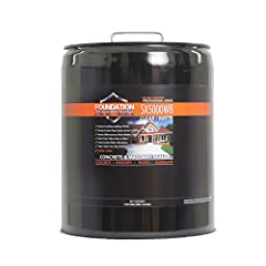 The Armor SX5000 WB is a low VOC, water based Silane Siloxane sealer that is approved by the Department of Transportation in several states as a water repellent sealer. It penetrates deep into the surface where it chemically reacts to form a ...