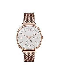 Skagen SKW2401 Reloj Rungsted, Análogo, Cuadrado para Mujer