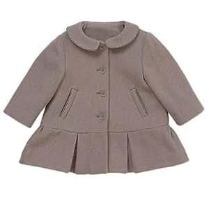 Marie Chantal Grey Outerwear For Girls