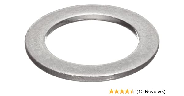 Qty 100 by Bridge Fasteners 18-8 Standard #2 Flat Washers Stainless Steel