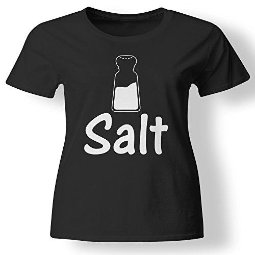 Salt  (Salt Shaker Halloween Costumes)