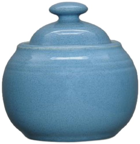 (Noritake Colorvara Sugar Bowl with Cover, 13-Ounce, Blue )