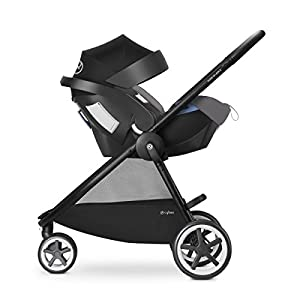 Cybex-Agis-M-Air-3AtonAton-Base-Travel-System-Moon-Dust