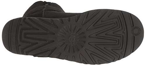 UGG Women's Bailey Button II Winter Boot, Black, 9 B US by UGG (Image #3)