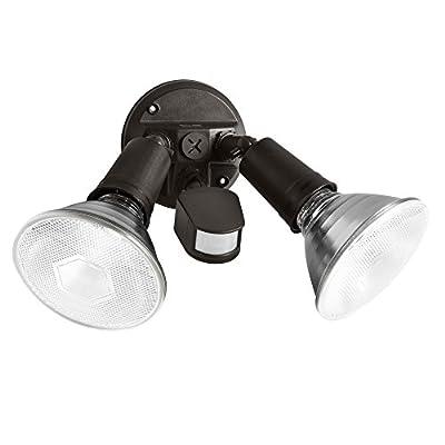 Brinks 7120B 110-Degree Motion Par Security Light