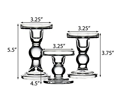 CYS EXCEL Candle Holder Set